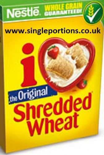 Nestle Shredded Wheat DOUBLE Portions